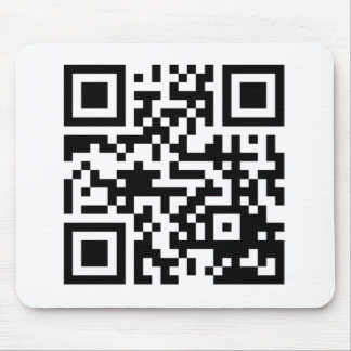 Your Quick QRS Code In Stuff Mouse Pad