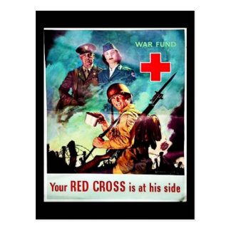 Your Red Cross Postcard