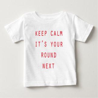 your round next baby T-Shirt