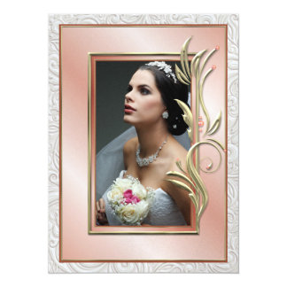 "Your Royal Wedding / Occasion -  SRF 5.5"" X 7.5"" Invitation Card"