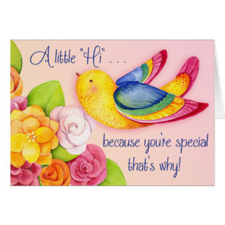Your Special Card