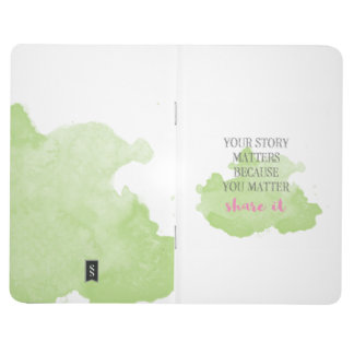 Your Story Matters | Artist/Writer Pocket Journal