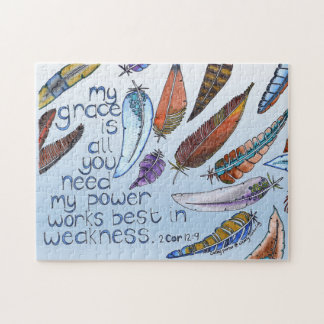 your strength to my weakness jigsaw puzzle