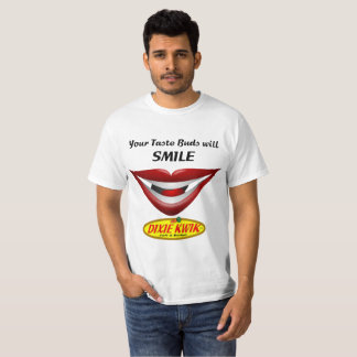 Your Taste Buds Will Smile Tee