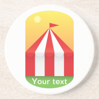 Your text coaster