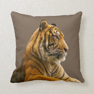 Your Tiger pilow Throw Pillow