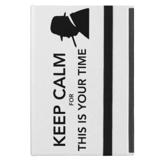 Your Time iPad Case