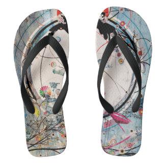 Your Touch Contemporary Design Flip Flops