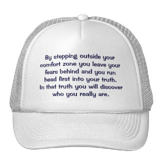 Your truth trucker hat