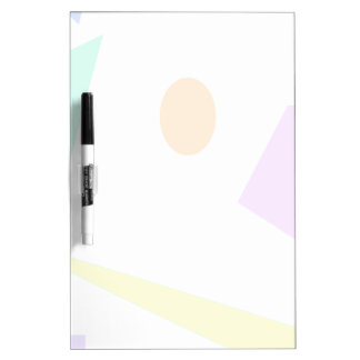 Your World Dry Erase Board