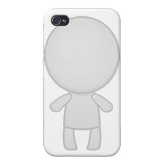 Your zombie on an iPhone 4 / 4S case! Case For The iPhone 4