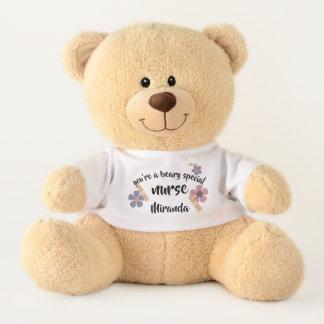 You're a Beary Special Nurse. Custom Teddy Bears