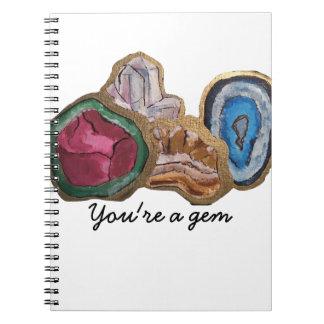 You're a Gem Notebook