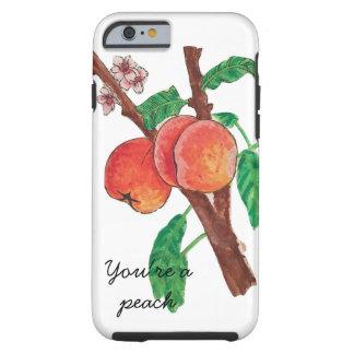 You're a Peach Phone Case