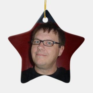 You're a Star Ceramic Star Ornament