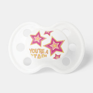 Youre A Star Pacifiers