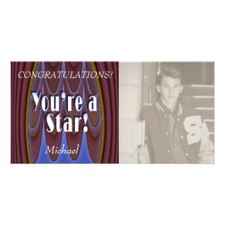 You're a Star! Photo Cards