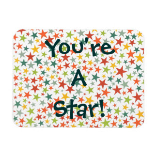 You're A Star Stars Flat Refrigerator Magnet