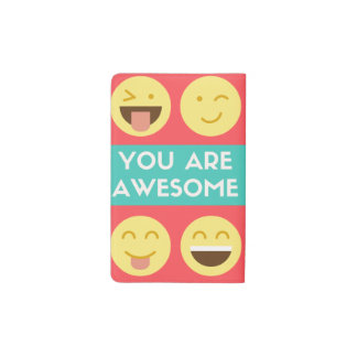 You're Awesome! Pocket Moleskine Notebook