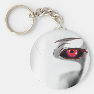 You're Being Watched Basic Round Button Keychain