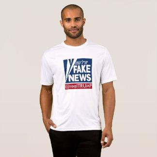 You're Fake News T-shirt (mens)
