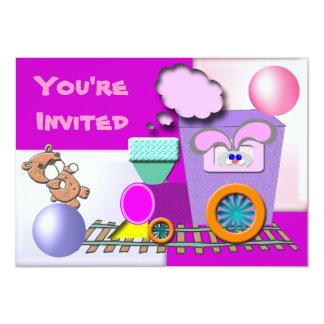 """You're Invited 5"""" X 7"""" Invitation Card"""