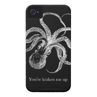 'You're kraken me up' Case-Mate iPhone 4 Case