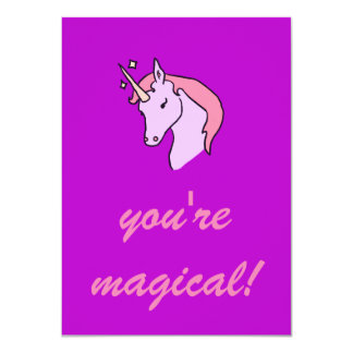 You're Magical Valentine's Card