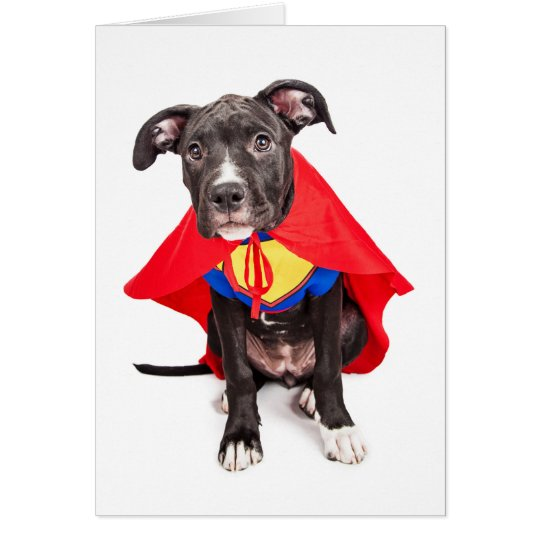 You're My Hero Greeting Card