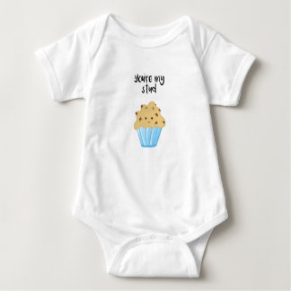 You're my stud MUFFIN - Baby Bodysuit