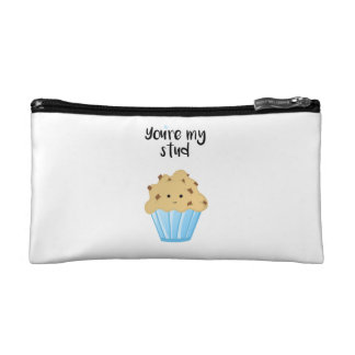 You're my stud MUFFIN - Cosmetic Bag