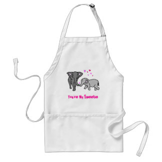 You're My Sweety Standard Apron