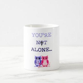 You're not Alone Coffee Mug
