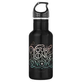 You're One Of Us Now Colorful Graphic 532 Ml Water Bottle
