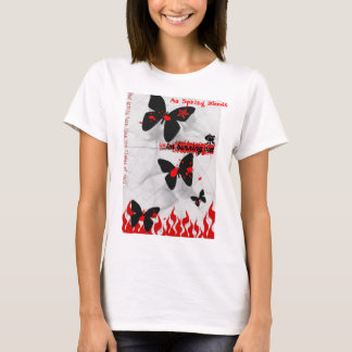 youre pretty face girly tee