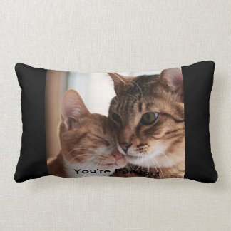 You're Purrfect Cat Pillow