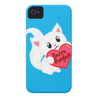 You're Purrfect kitty iPhone 4 Case-Mate Case