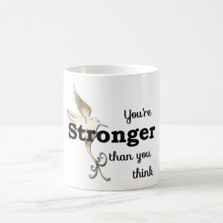 You're Stronger Than You Think Mug