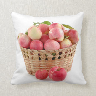 You're the Apple of my eye-Pillow Throw Pillow