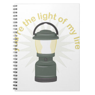 Youre The Light Notebook