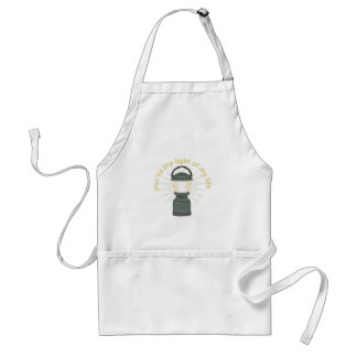 Youre The Light Standard Apron