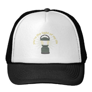 Youre The Light Trucker Hat