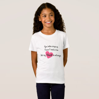You're The One That I Want Shirt