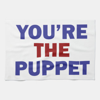 You're the Puppet Kitchen Towel