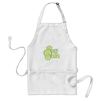 Youre Too Cuke Standard Apron