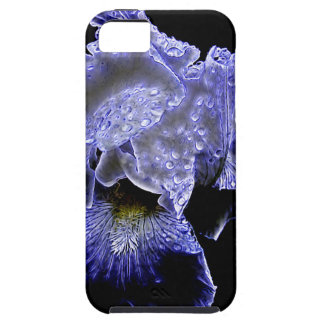 Yours Forevermore Blue Raindrop Iris iPhone 5 Case