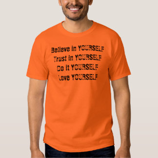 YOURSELF T-Shirt byTED