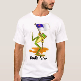 Youth Alive Christian Club T-Shirt