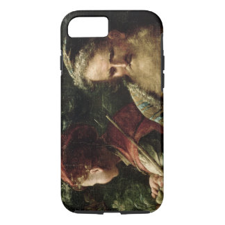 Youth and Age (oil on panel) iPhone 7 Case