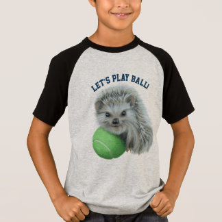 Youth Custom Raglan T-shirt